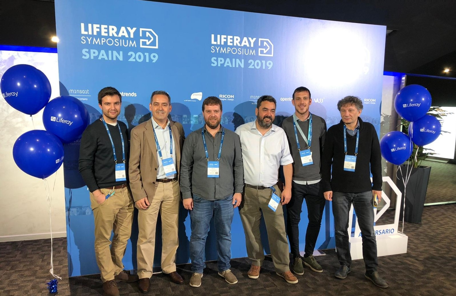 Grupo ICA en el Liferay Symposium Spain 2019
